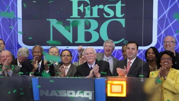 First NBC Board at Wall Street