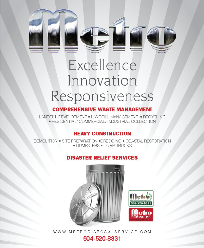 Metro Disposal - Comprehensive Waste Management