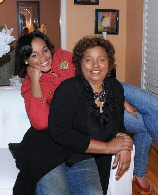 Judge Terri Love and Jasmine