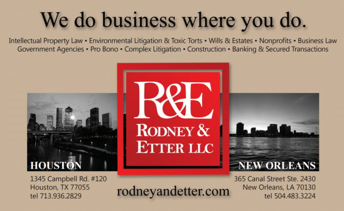 Rodney & Etter - Updated Address 2015