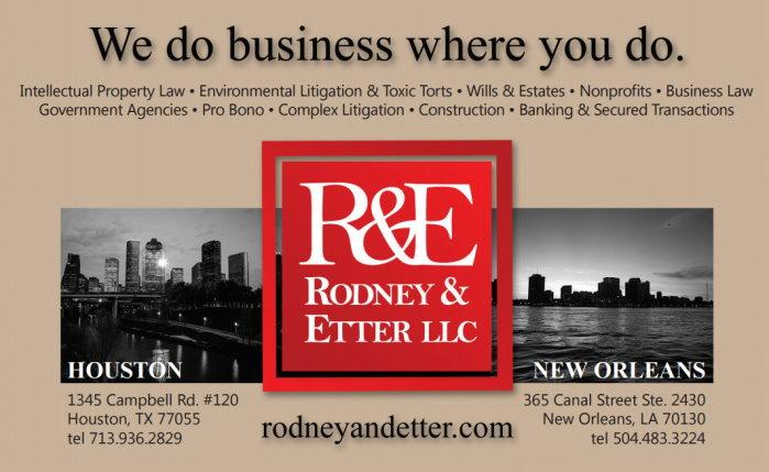 Rodney & Etter - Updated Address 2015