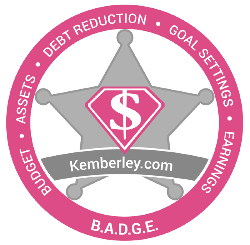 Kemberley Washington - BADGE