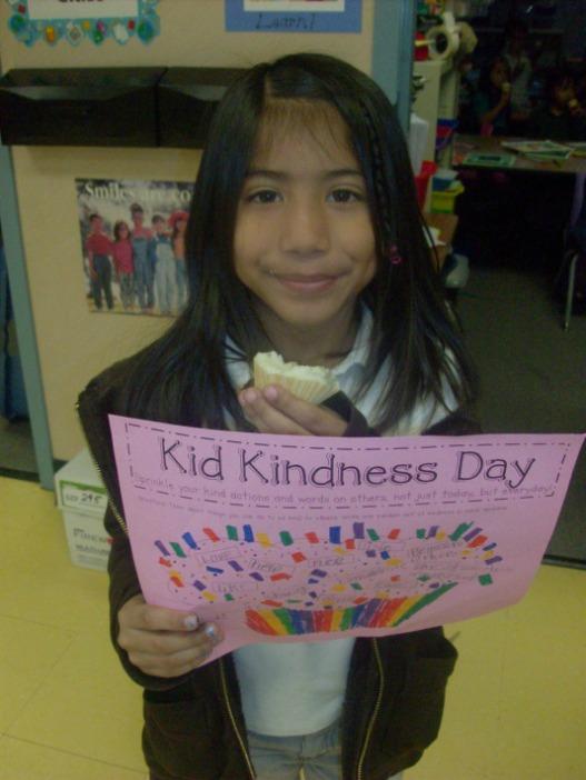 kid cupcake