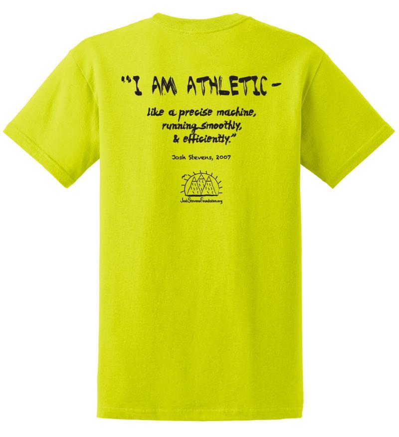 I Am Athletic