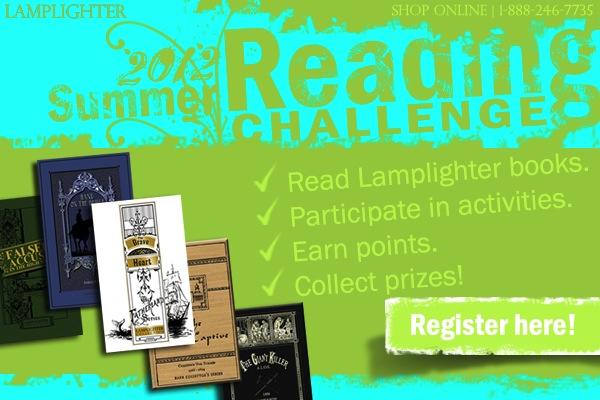 Summer Reading Challenge 2012