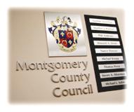 Montgomery Co. Council Logo
