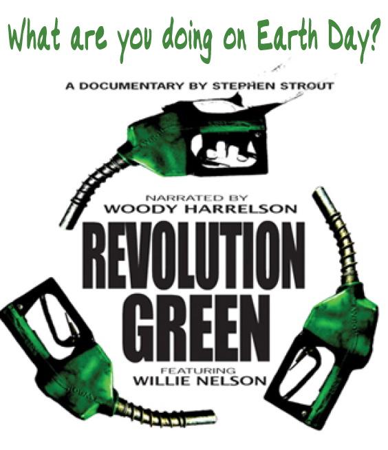 Revolution Green Key Art