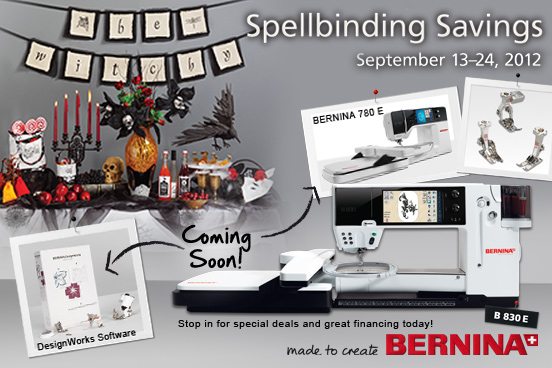 Spellbinder Sale
