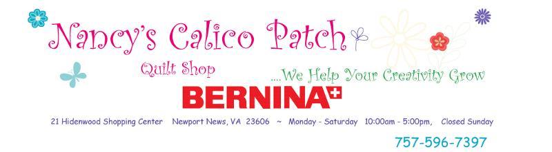 Nancy's Calico Patch