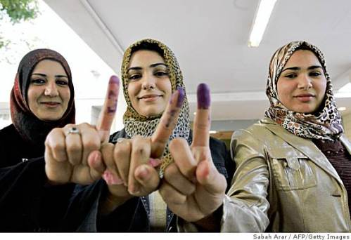 iraq voting