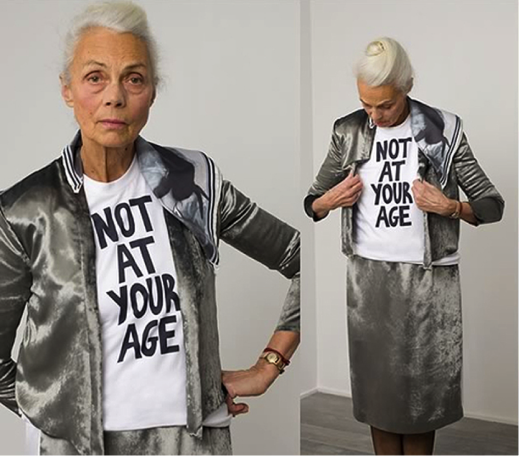 not at your age