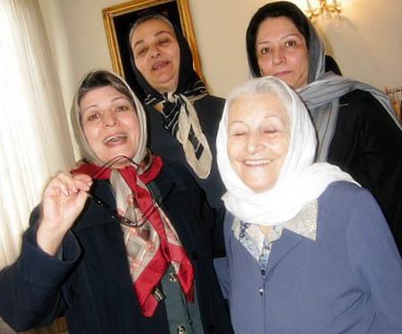 Older Iranian Women
