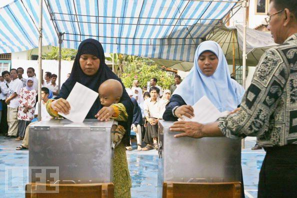 indonesia voting