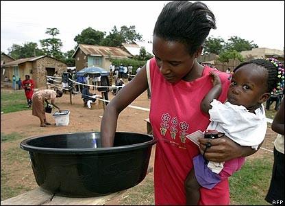 uganda voting