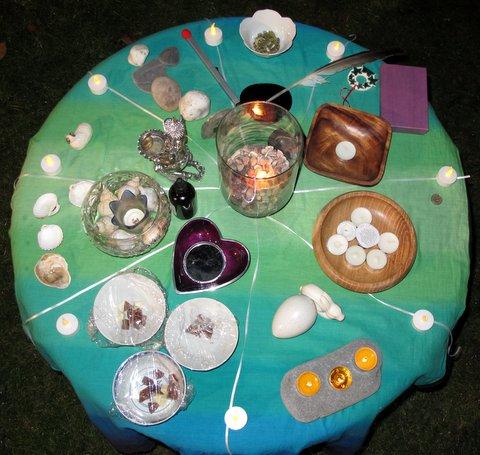 midlife altar