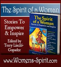 Spirit of Woman ad
