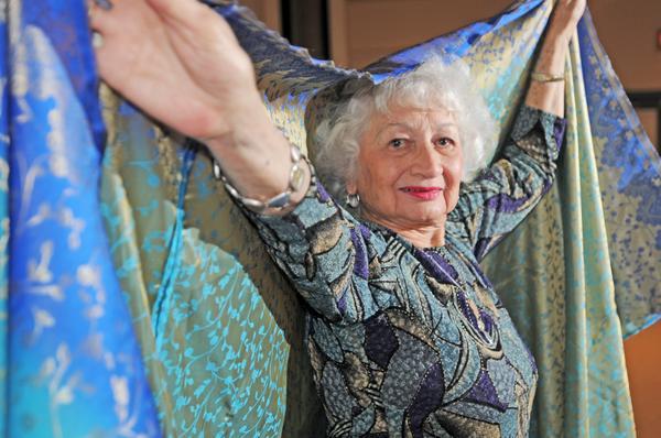 80 year old dancer