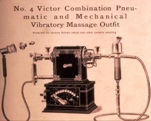 old vibrator
