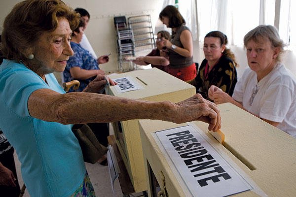 chile voting