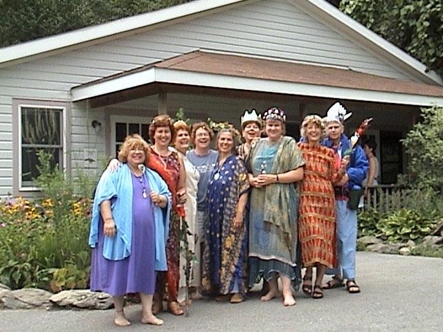 crowned queens
