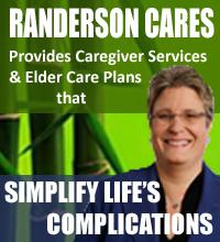 Randerson Cares Display Ad