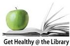 Get Healthy at the Library logo