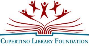 Cupertino Library Foundation logo