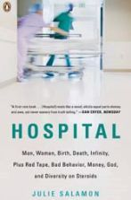 Cover of a book titled Hospital