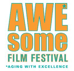 Logo for the AWE*some Film Festival