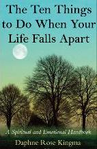 Cover of book, 10 Things to Do When Your Life Falls Apart