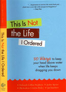 Photo of book cover: This is not the life I ordered
