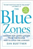 Cover of book, Blue Zones