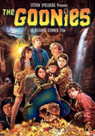 """cover of DVD, """"The Goonies"""""""
