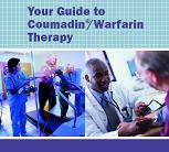 Cover of AHRQ's Warfarin brochure
