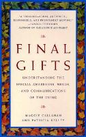 """cover of book titled """"Final Gifts"""""""