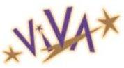 Logo for ViVA restaurant