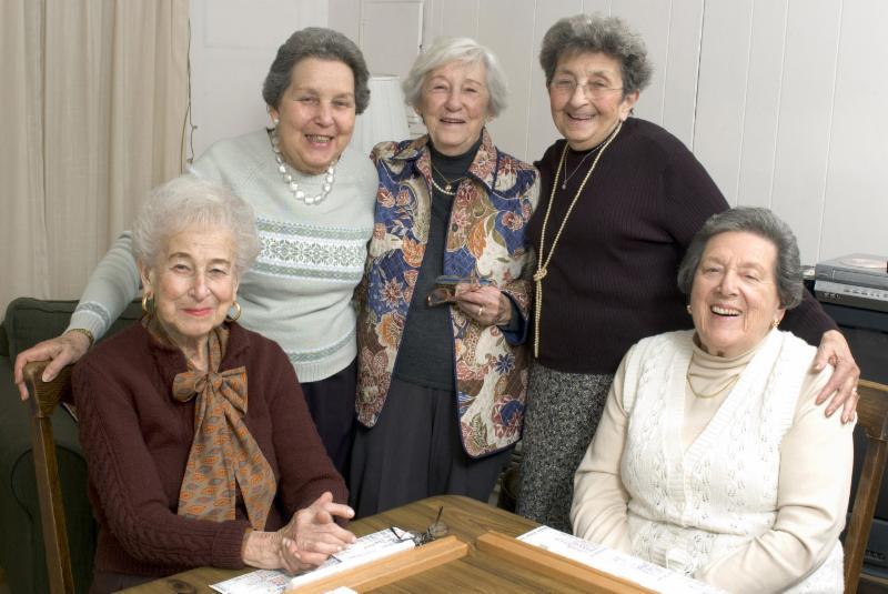 Home Sharing Women