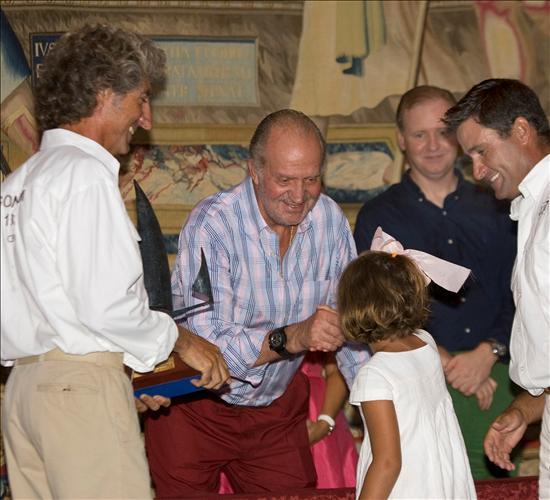 Juan Carlos King of Spain