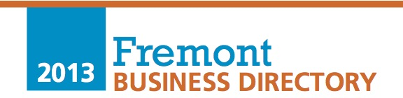 2013 Fremont Business Directory Header