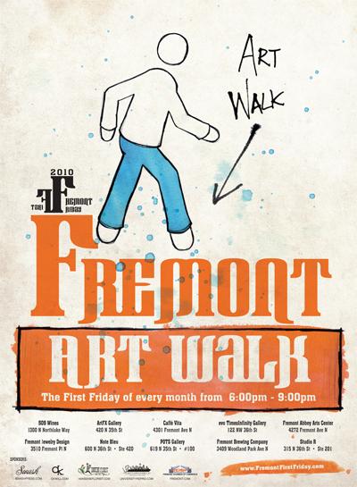Fremont ArtWalk