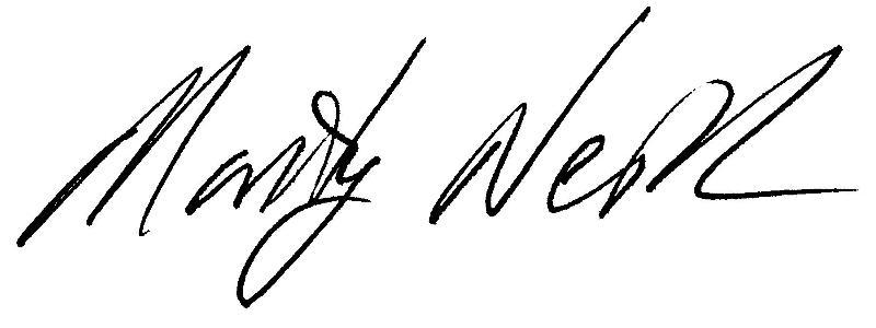 Monty Neill Signature