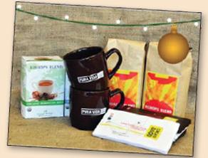 bishops blend coffee tea