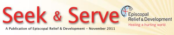 Seek & Serve Nov 2011