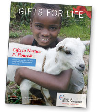 Gifts for Life catalog 2011