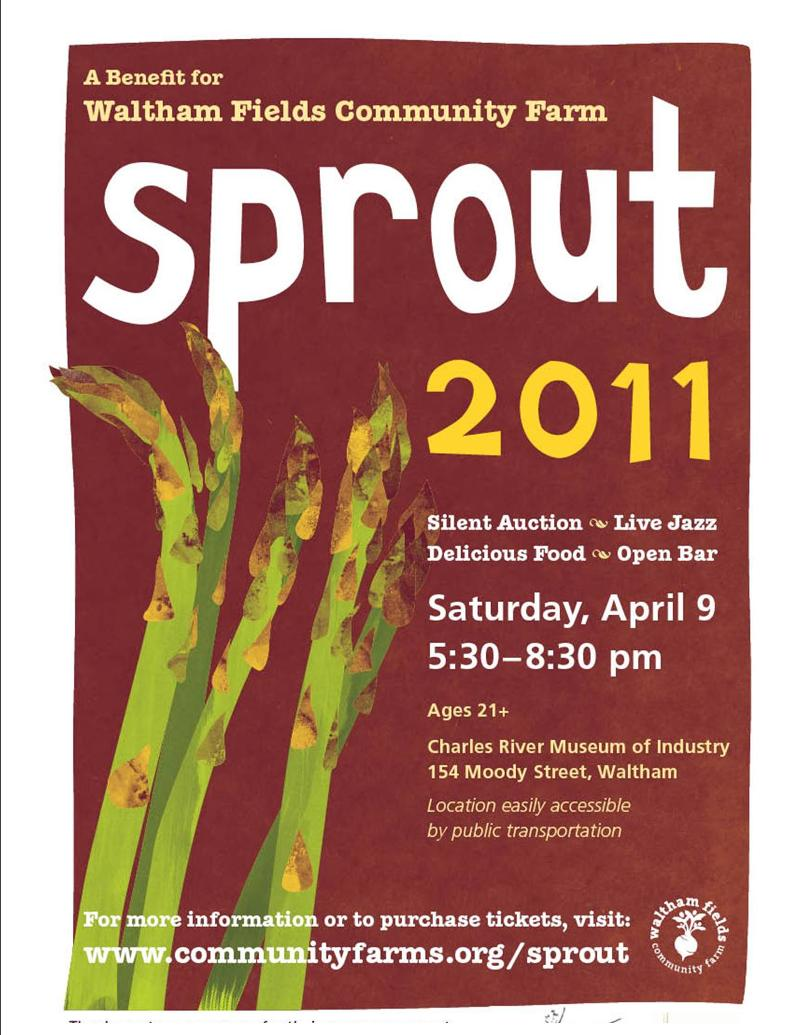 Sprout 2011 poster