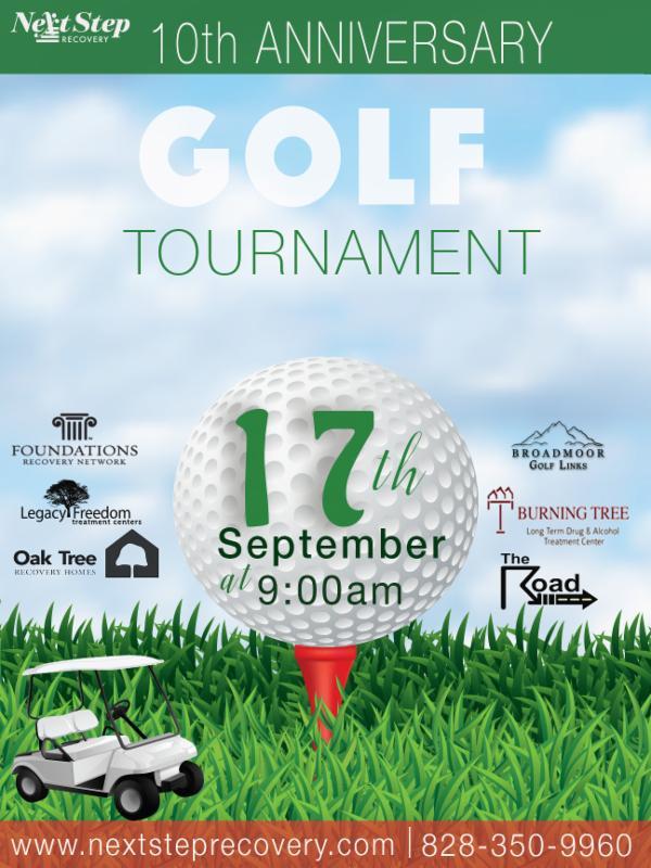 Golf Tournament Flyer