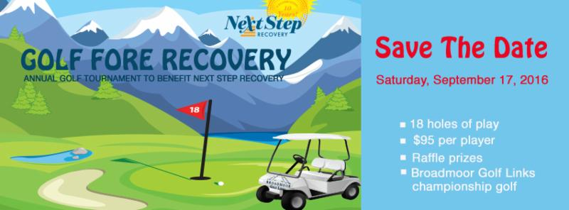 Golf Fore Recovery