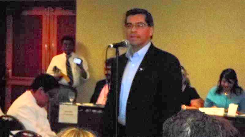 Congressman Javier Becerra