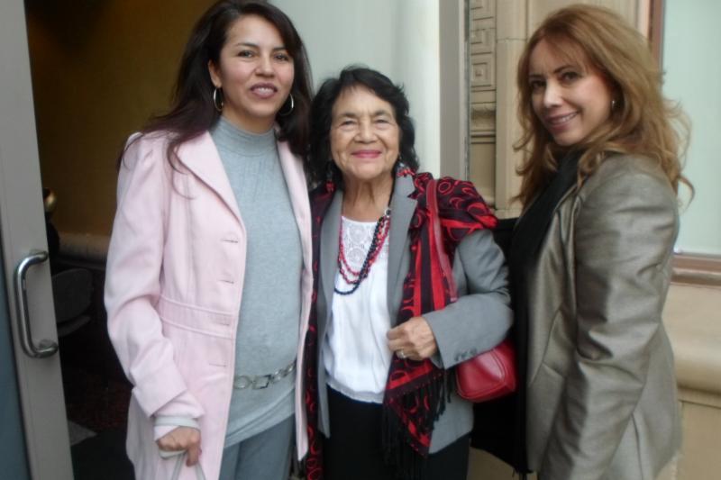 Raquel Andrade, Chair CLC Latina Advisory