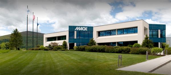 Mack Molding headquarters, Arlington, VT